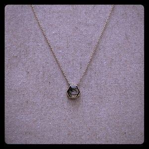 Delicate Gold Stella & Dot Necklace